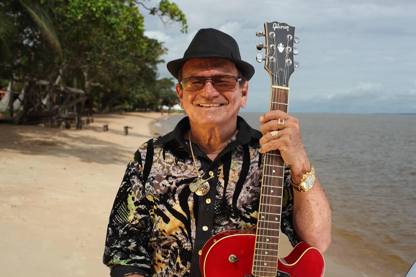 Mestre Solano - o Rei da guitarrada