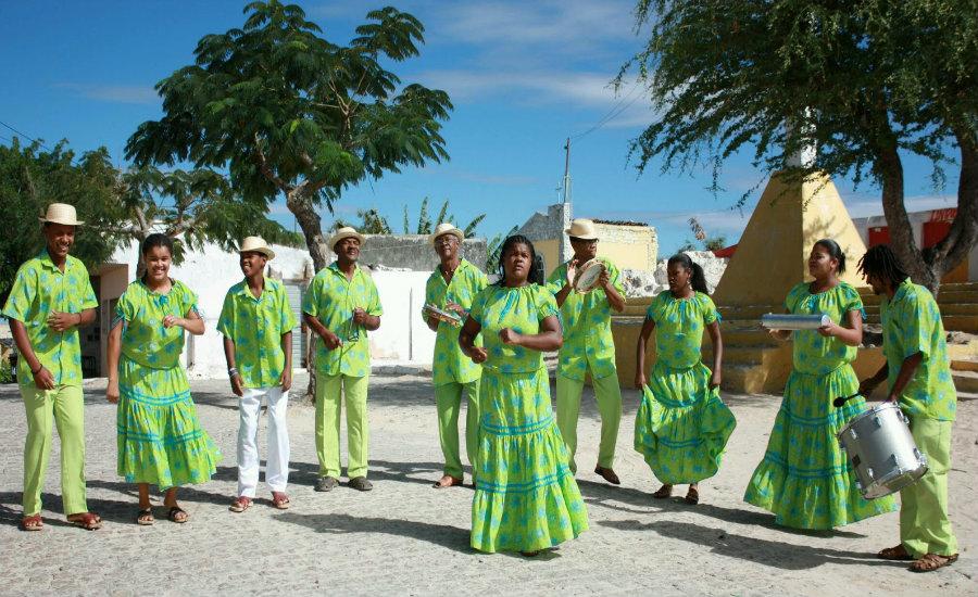 Samba de Coco Raízes de Arcoverde