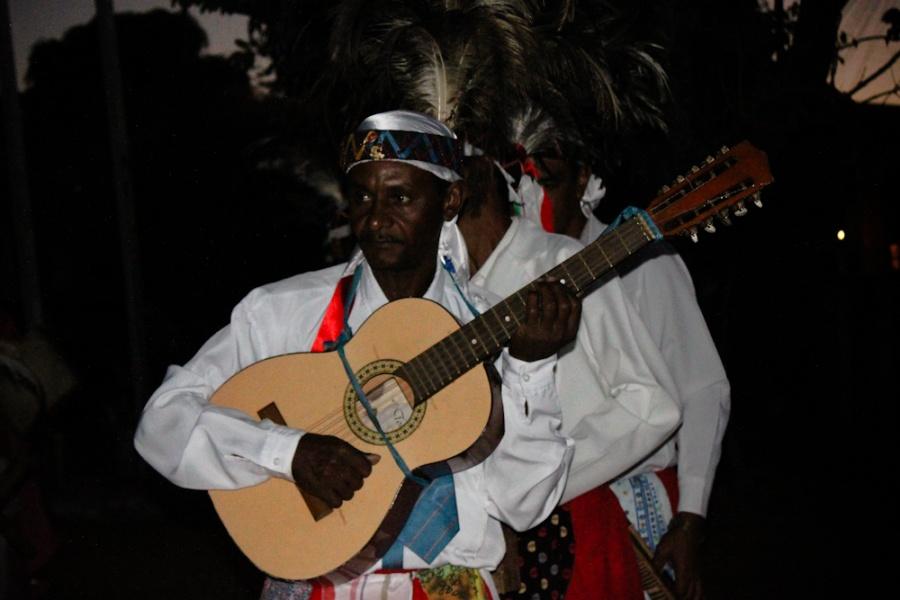 Congo de Niquelândia no X Encontro de Culturas | Foto de Anne Vilela