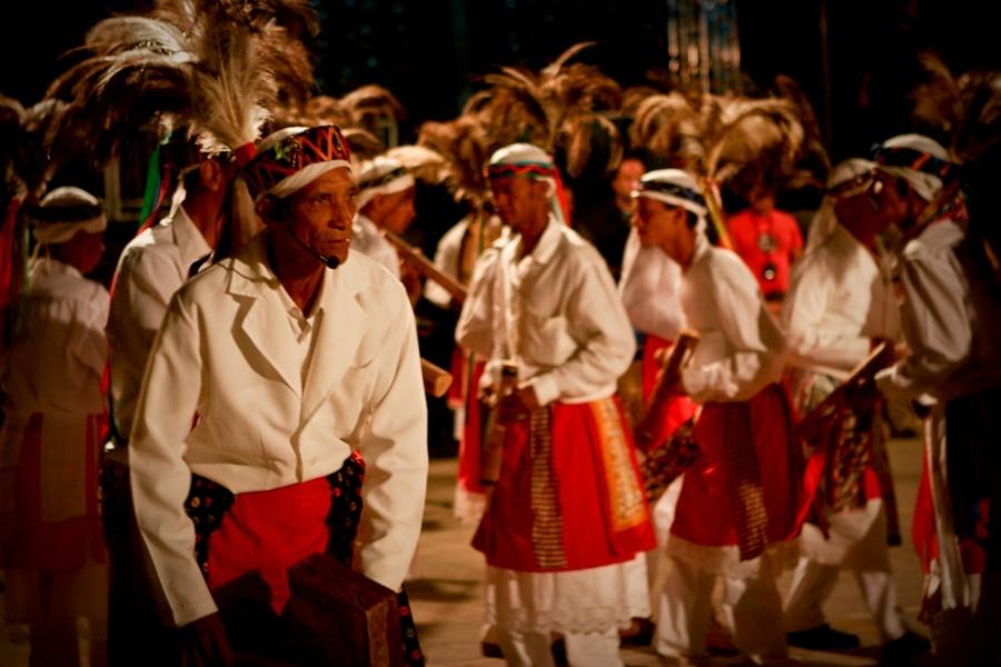Congo de Niquelândia no X Encontro de Culturas | Foto de Fredox