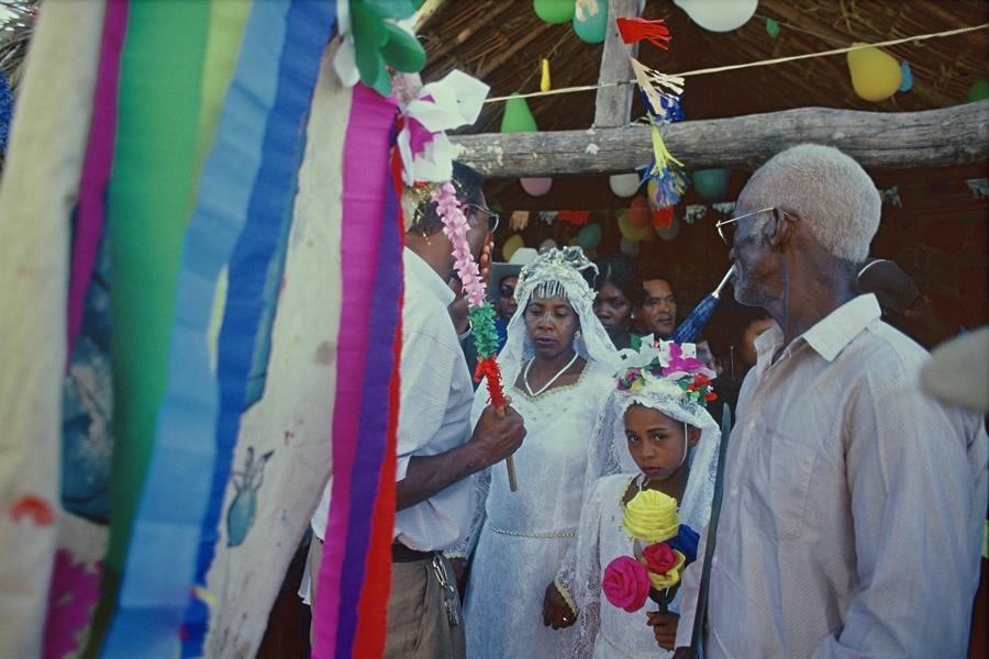 Comunidade Kalunga no III Encontro de Culturas   Foto de Arquivo ANCJ