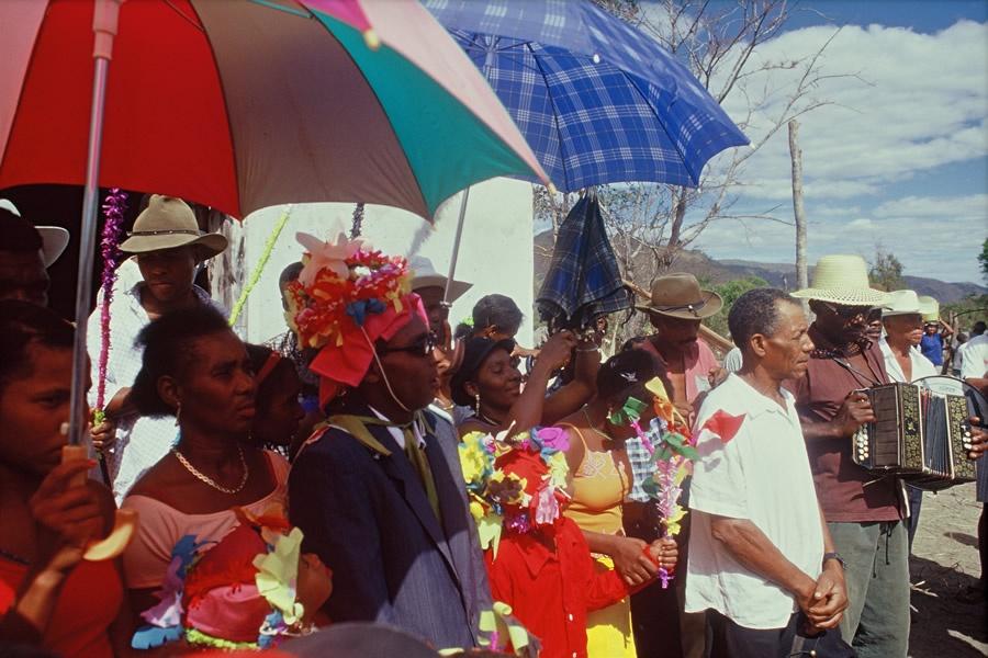 Comunidade Kalunga no III Encontro de Culturas | Foto de Arquivo ANCJ