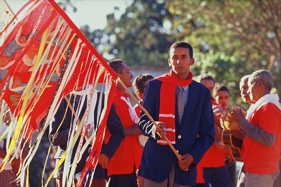 Caçada da Rainha no III Encontro de Culturas | Foto de Arquivo ANCJ