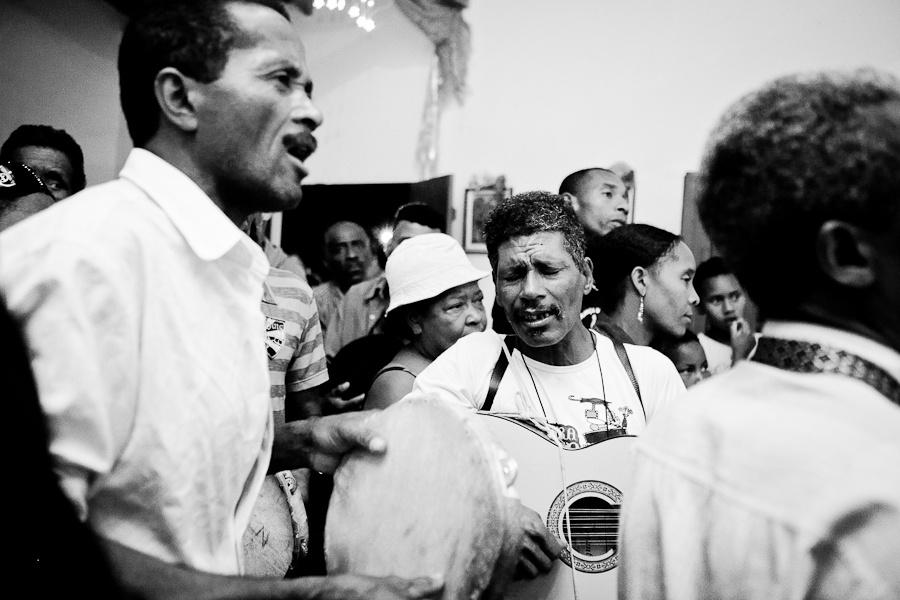 Levantamento do Mastro e Império Kalunga | Foto de Fredox Carvalho
