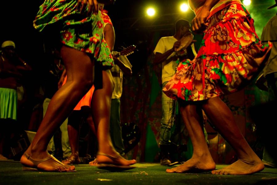 Sussa - Comunidade Quilombola do Sítio Histórico Kalunga   Foto de Anne Vilela