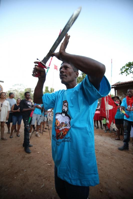 Império do Divino Espírito Santo da Comunidade Quilombola do Sítio Histórico Kalunga | Foto de Delcio Gonçalves